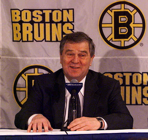 Bruins GM Search Goes Through Sinden