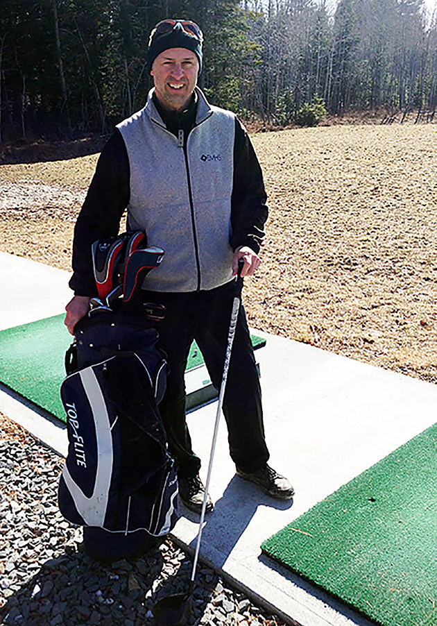 I was the second person on the range at Hidden Meadows back in February.