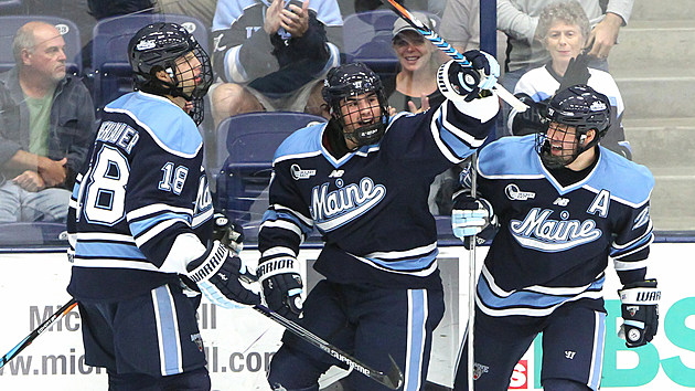 Mark Tutuny, Courtesy of UMaine Athletics