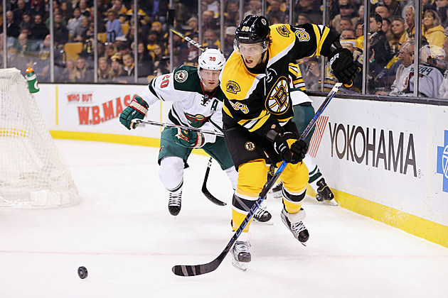 Minnesota Wild v Boston Bruins