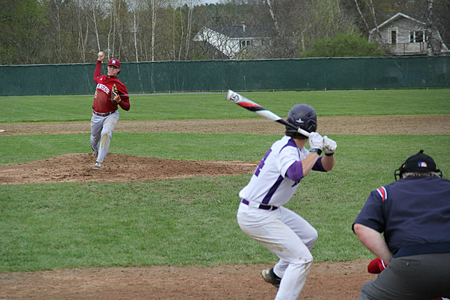 Bangor vs Hampden Baseball '17 (2)
