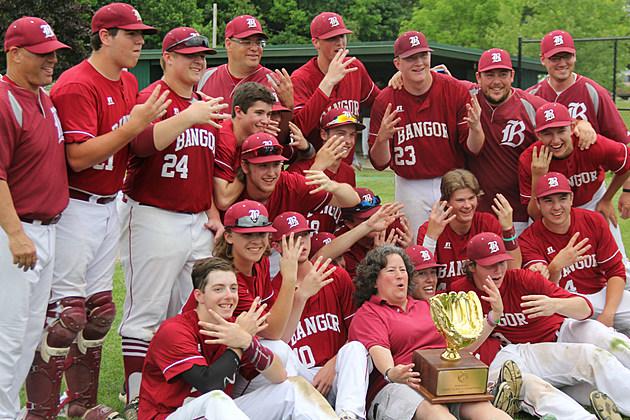 Bangor Baseball Wins State 2