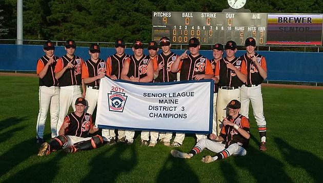 2017 Brewer Wins Senior League