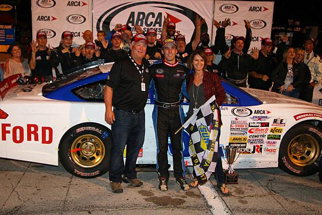 Austin Theriault Wins Salem